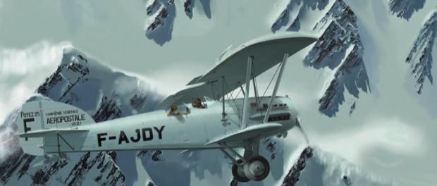 souvenir avion corse
