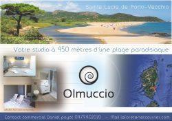 drone Olmuccio hotel location corse